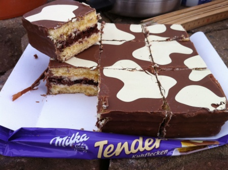 Probiert Milka Tender Kuchen Ephelides Blog