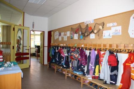 Lernwerkstatt bauen ephelides blog for Garderobe kindergarten